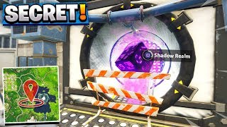 SECRET FORTNITE MAP CHANGES YOU DONT KNOW ABOUT! Season 6 Fortnite Battle Royale
