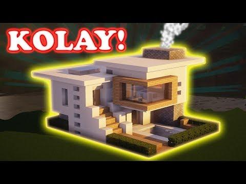 Minecraft Modern Ev Yapımı No:07