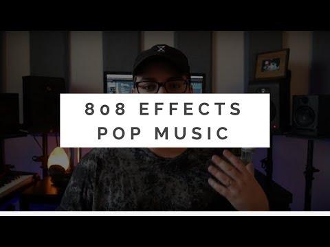 808 Effects Tutorial | Slides & Pitchbend | Pop Music