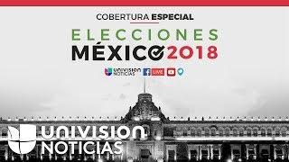 Baixar EN VIVO: programa especial de las elecciones mexicanas