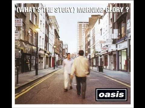 Oasis Don't Look Back In Anger Remastered Chasing the Sun 2014