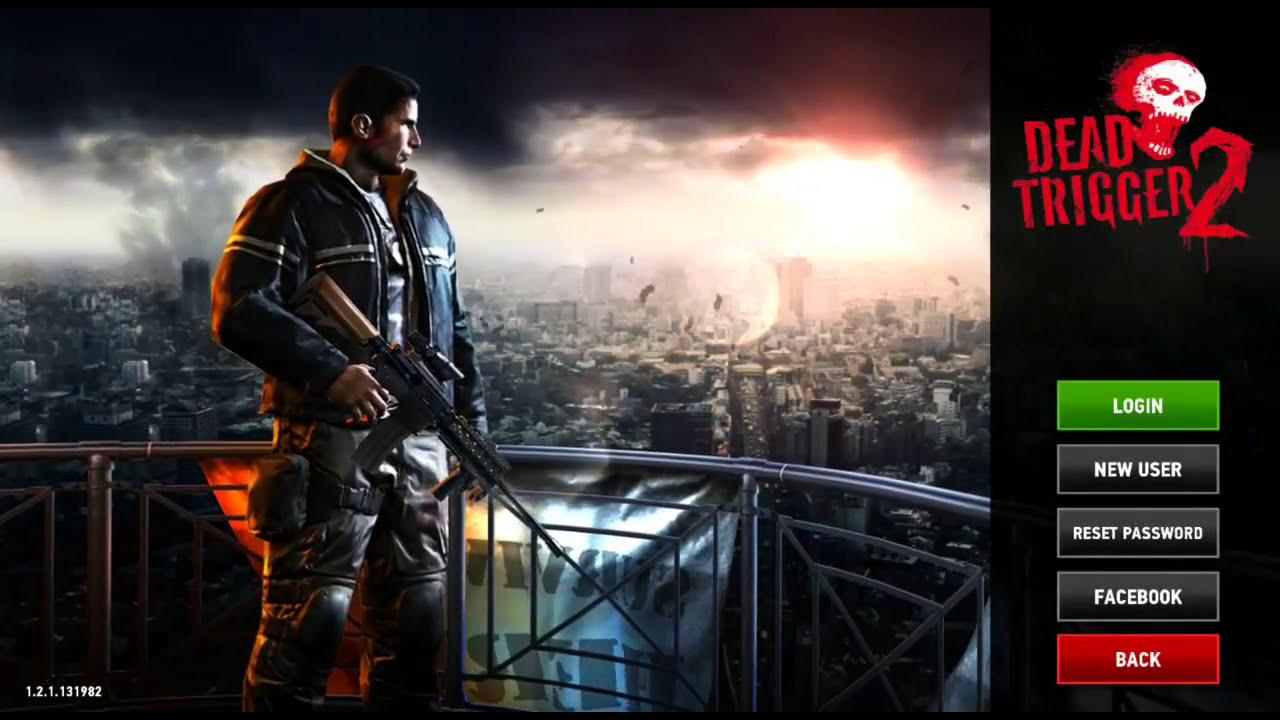 Chơi thử game bắn zombie DEAD TRIGGER 2 #1
