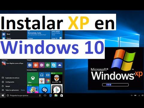 Como Instalar Windows XP dentro de Windows 10 con ...