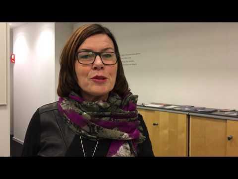 Britt Lundberg President i Nordiska rådet 2017