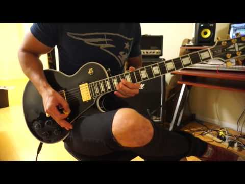 TESTAMENT - Stronghold - NEW SONG 2016 - JKings Cover (HQ)