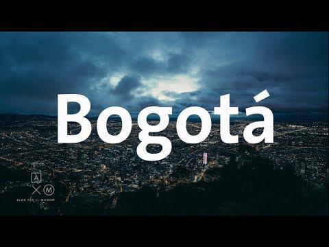 Qué hacer en Bogotá | Alan por el mundo Colombia #5