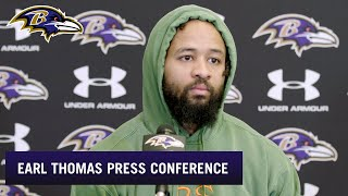 Earl Thomas Says Refs Need to Protect Lamar Jackson More  | Baltimore Ravens