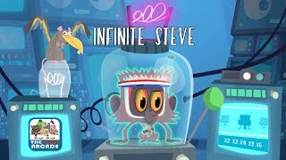 Cloudy with a Chance of Meatballs: Infinite Steve - Having Fun with Clones (Cartoon Network Games)