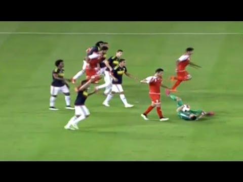 Colombia vs Kuwait 3-1 Full Match (2nd Haft) ► International Friendly Match