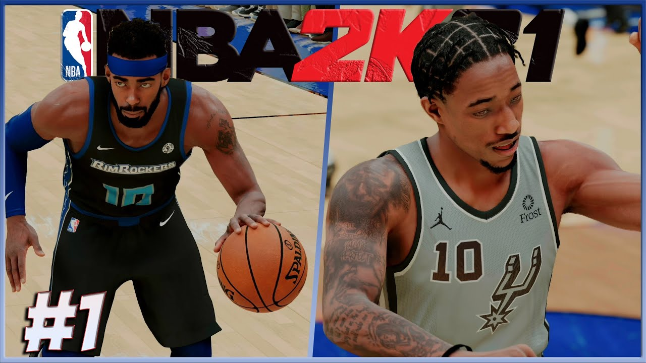 The NBA's newest TEAM! | NBA 2K21 Next Gen | RimRockers Expansion Franchise | Ep. 1