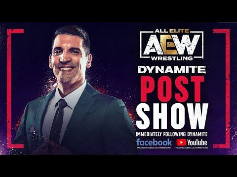 AEW Dynamite Post-Show   05/19/21