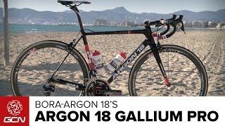 Bora-Argon 18's Argon 18 Gallium Pro | GCN's Pro Bikes thumbnail