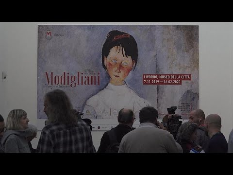 شاهد: 100 عام على رحيل أمير المشردين الرسام موديلياني في صور…  - 19:54-2019 / 11 / 8
