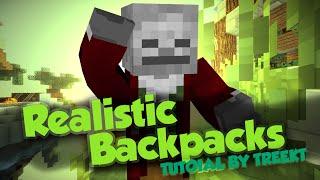 Jak używać i wgrać plugin RealisticBackpacks na serwerze Minecraft (Bukkit)