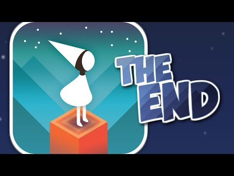 Monument Valley - THE END - Part 5 (iPhone Gameplay Video)