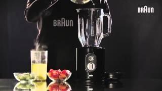 Мощный стационарный блендер с функцией колки льда Braun JB 5160