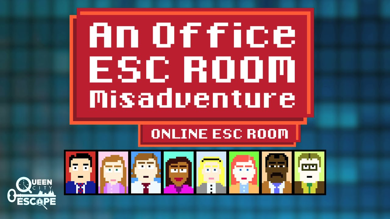 An Office Escape Room Misadventure Online Escape Game Commercial - YouTube
