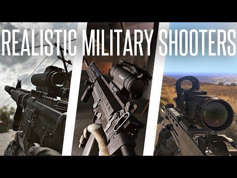 Realistic Shooter Games