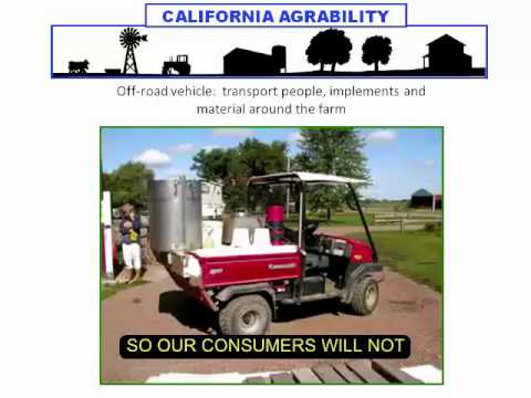 California AgraAbility: Finding Solutions for California Agricultural Communities