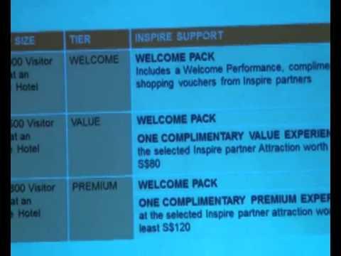 Singapore Tourism Board chennai Prees Confernce