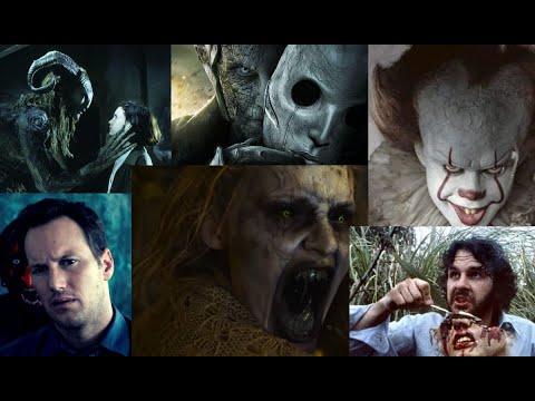 топ 10 фильмов ужасов 90-х