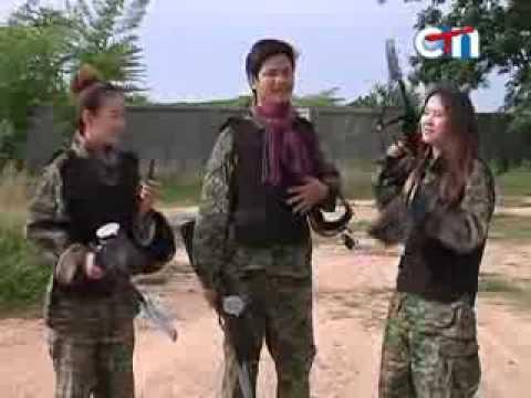 Copy of Celebrity Paintball Cambodia (Khmer)
