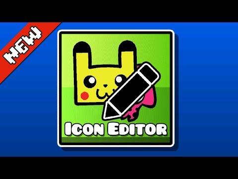 NEW ICON EDITOR! | Geometry Dash 2.11/2.2 News | SirKaelGD