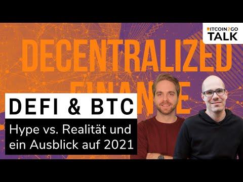 MyDealz-Gründer Fabian Spielberger zur Zukunft von Bitcoin & DeFi