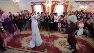 Карачаевская свадьба  Ау алгъан адет
