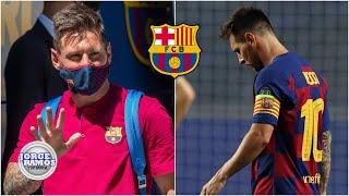 BOMBAZO 'Lionel Messi SIGUE siendo jugador del Barcelona hasta el 2021' | Jorge Ramos y Su Banda