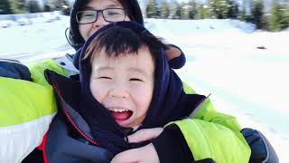 The Summit at Snoqualmie Tubing Center // Seattle with Kids // Washington with Kids