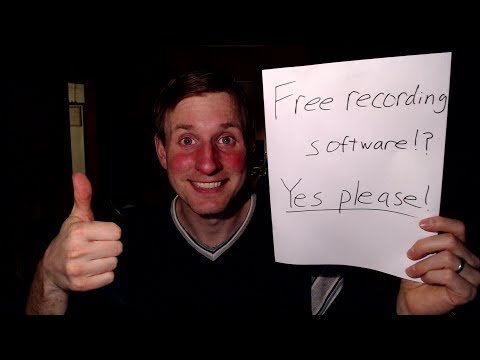 Free recording software!?