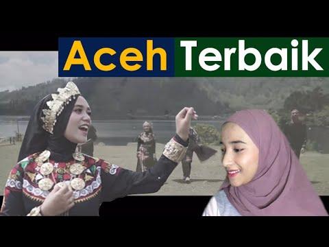 ACEH GAYO   INDONESIA PUSAKA - BY SATRIA X ULEN MAGFIRAH - COVER MV SPESIAL HUT RI KE 75    REACTION