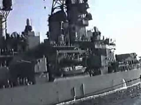 Battleship Wisconsin BB-64 Desert Storm & Shield