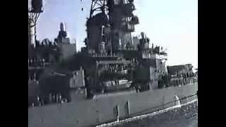 Battleship Wisconsin BB-64 Desert Storm & Shield