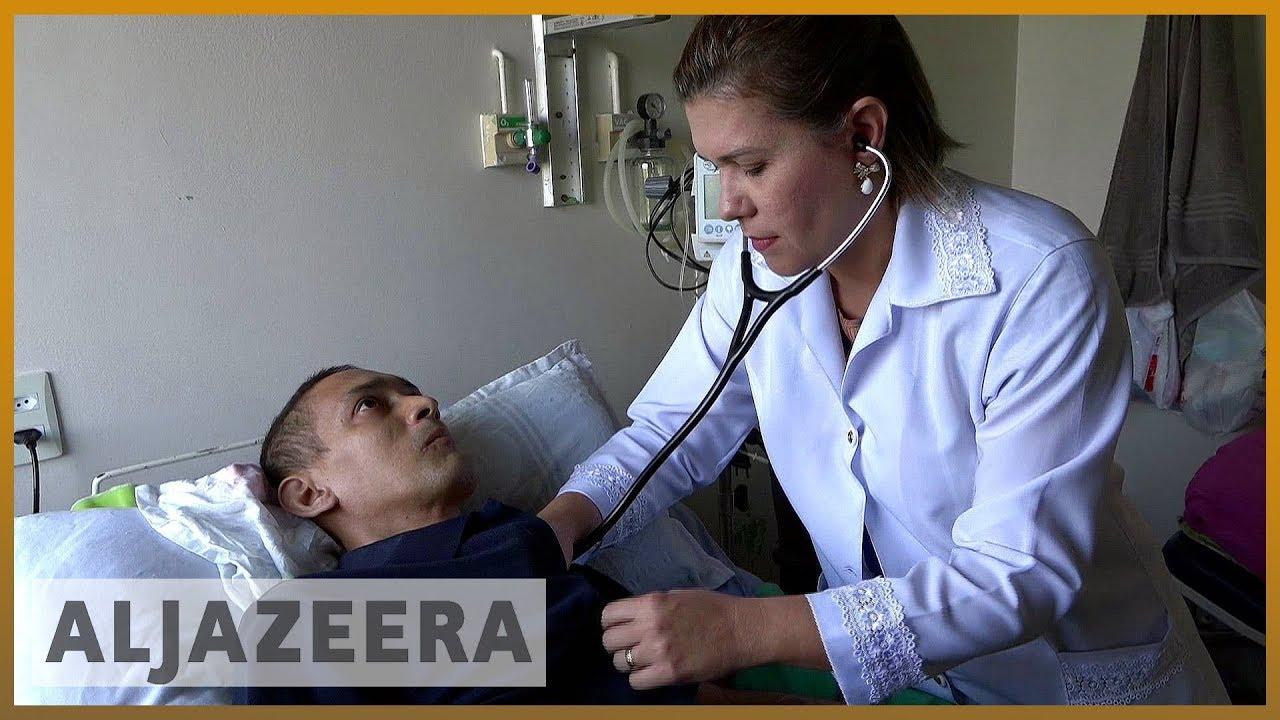 🇻🇪🇧🇷 Venezuelans forced to seek basic medical care in Brazil | Al Jazeera English
