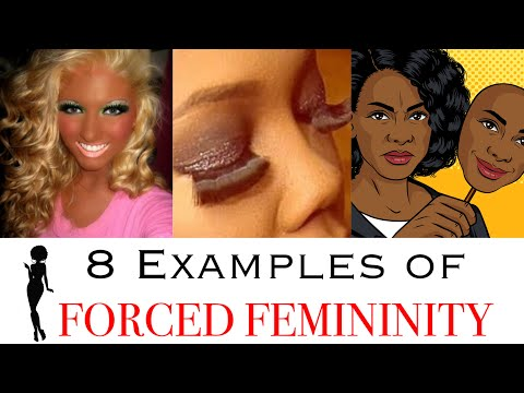 8 Examples of FORCED & Overdone Feminine Style & Behavior! (effortless femininity secrets)