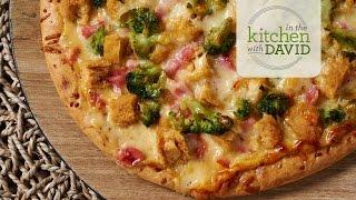 How To Make Chicken Cordon Bleu Pizza