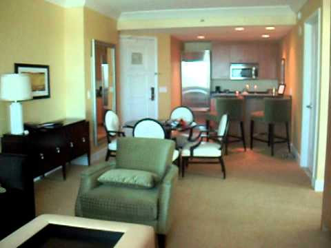 Trump Vegas 1 Bed Corner Suite Part 1 Youtube