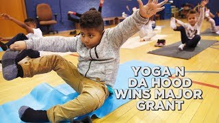 Yoga N Da Hood expands to more Dallas elementary schools thanks to $50,000 grant