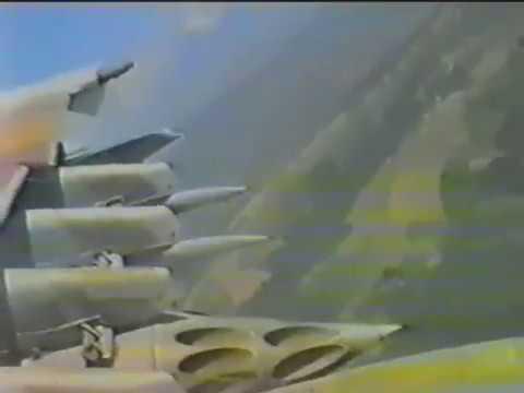 СУ-25 в реальном бою