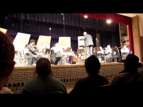 Davison High School Christmas 2013 Concert