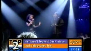 Hq Mariah Carey Luther Vandross Endless Love Live Top Of The Pops