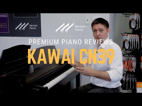 🎹Kawai CN39 Digital Piano Review and Demo | Virtual Technician, Bluetooth®🎹