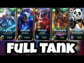 TIME FULL TANK   MOBILE LEGENDS