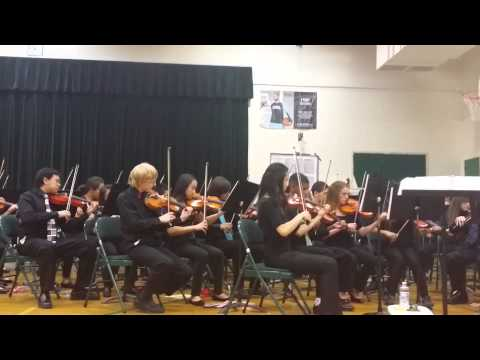 The Final Countdown- Archie Clayton Middle School