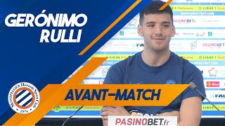 VIDEO: Geronimo Rulli avant Amiens SC vs MHSC