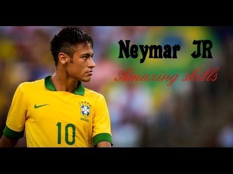 • Neymar Da Silva Santos Junior • 2013/2014 |HD|