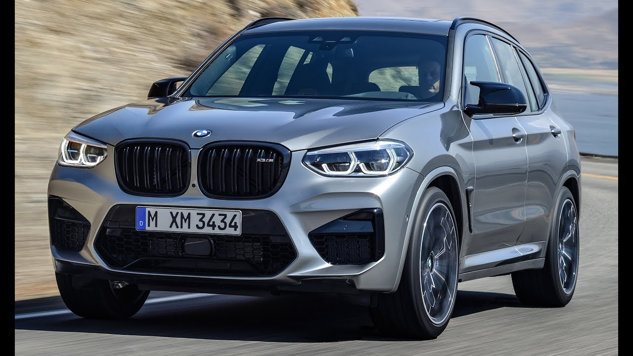 2020 BMW X3: Changes, Equipment, Price >> 2020 Bmw X3 M Competition Features Design Interior And Driving