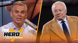 Cowboys have a 'structural deficiency,' Giants should consider hiring Ron Rivera | NFL | THE HERD